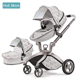 Hot Mom Cochecito de Bebe 2020 Multifuncional Sistemas de viaje, bueno...