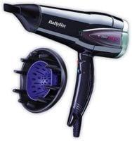 BaByliss Expert - Secador de pelo con difusor, 2300 W, función turbo, ...