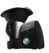 Cecotec Robot de Cocina Multifunción Mambo Black. Capacidad de 3,3l, T...