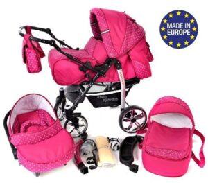 Sportive X2 - Sistema de viaje 3 en 1, silla de paseo, carrito con cap...