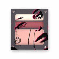 Jolly Dim Makeup - Set de maquillaje de noche para ojos y mejillas: 2 ...
