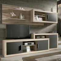 HomeSouth - Mueble de Comedor, Salon Modelo Opalo, Acabado Color Cambr...