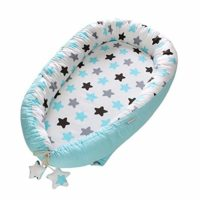 Eternitry Nido portátil Transpirable Suave, sillón reclinable para beb...
