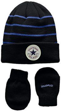 Converse Micro Fleece Set, Conjunto de Ropa para Bebés, Azul (Obsidian...