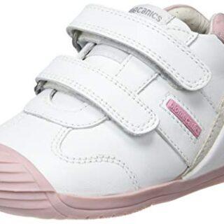 Biomecanics 151157-2, Zapatillas de Estar por casa para Bebés, Blanco ...