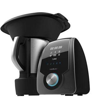 Cecotec Robot de Cocina Multifunción Mambo 7090. Capacidad 3.3L, Tempe...