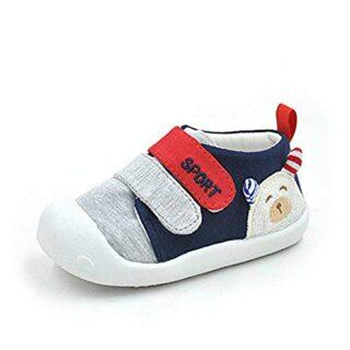 Zapatos para Bebé Primeros Pasos Zapatillas Bebe Niña Bebe Niño 0-2 añ...