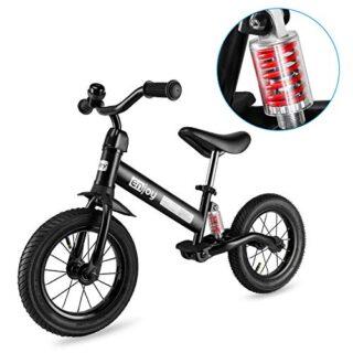 Bicicleta sin pedales Besrey Rueda de goma inflable Bicicleta sin pedales ...