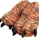 LANFIRE Zapatillas de casa de Felpa Suave Unisex Animal Disfraz de Pat...