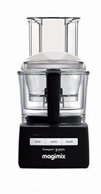 Magimix 3200 XL Robot de cocina Negro - exprimidor incluido 85316EA