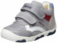 Geox B New Balu' Boy C, Zapatillas para Bebés, Gris (Grey C1006), 20 E...