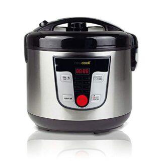 NEWCOOK Robot de Cocina Multifunción, Capacidad 5 Litros, Programable ...