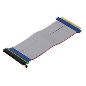 KinshopS Professional PCI-Express PCI-E 16X Riser Card Ribbon Extender...
