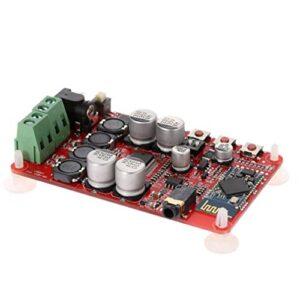 KinshopS TDA7492P - Amplificador de audio digital inalámbrico (50 W + ...