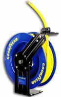 Goodyear L815153G - Carrete de manguera de aire retráctil (3/8 pulgada...