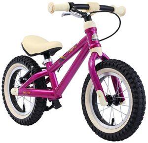 BIKESTAR Bicicleta sin pedales para niños y niñas de 3-4 años   Bicicleta con ...