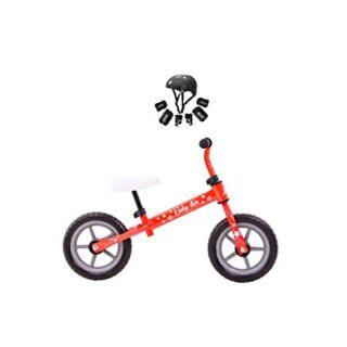 Bicicleta K-2 Group Minibike para niños Baby Star Red Fluor