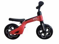 Bicicleta de equilibrio QPLAY Tech Balance Trike Red Pedalless