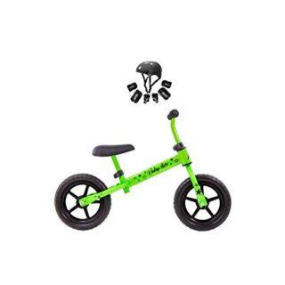 Bicicleta de minibike grupal K-2 para niños Baby Star Green