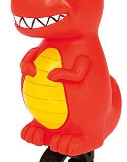 Moses Dino 40223 - Bocina para niños, color rojo
