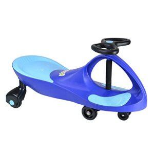 Boppi® Wiggle Car Runner para niños - Azul oscuro