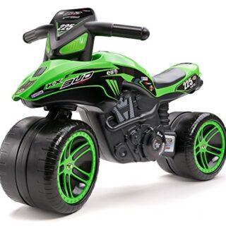 Falk Kawasaki Bud Racing - Ensamblar juguetes (empuje de apertura, mo ...