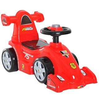 HOMCOM Coche Correpasillos Infantil Coche sin pedales para Baby Toy ...