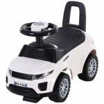 HOMCOM Quad Correpasillos Coche infantil sin pedales para juguete de bebé y ...