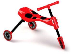Scuttlebug 8540 - Correpasillo con diseño de 3 ruedas e insectos, Colo ...
