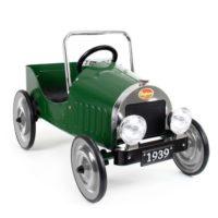 Le Petit Nouveau - Pedal Car, Green Color (Classic Baghera)