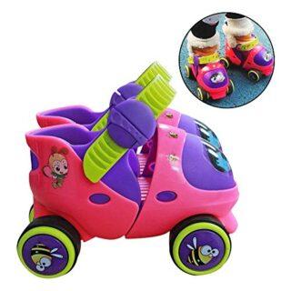 SBS ligero antideslizante para niños a partir de 2 años 6 años patines ...