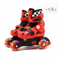 XZ15 Patines, patines para niños pequeños, que muestran el Z ...