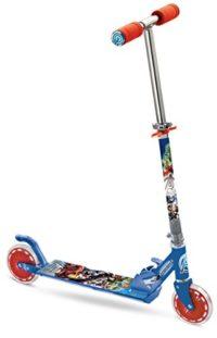Avengers - Scooter de aluminio con 2 ruedas (Mondo Toys 18009)