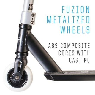 Fuzion X-3 Pro Scooters Freestyle Scooter - Freestyle Scooters (Blac ...