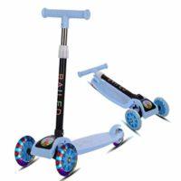 Patinete de patinaje de 3 ruedas para niños de Fantiff: adecuado para ...