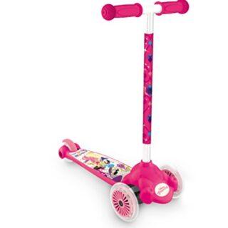 Scooter Mondo- Princesas Disney con 3 ruedas (18011)
