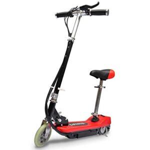 UnfadeMemory Scooter eléctrico plegable para niños, Scooter eléctrico ...