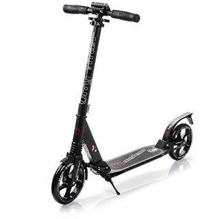 meteor Scooter Big Wheels 200 mm Scooter para niños y adultos Muy ...