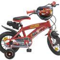 TOIMSA - Bicicleta para niños bajo Cars 3 Licencia de 12 pulgadas (de 3 a ...