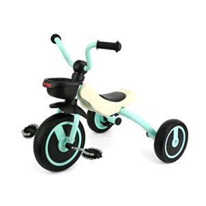 Fascol Triciclo evolutivo para bebés GOSFUN para niños de 2 a 5 años ...