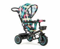 Todos M2020 Triciclo Road - Tartán / Multicolor - Niños 4 EN 1 Triciclo ...