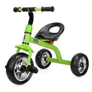 Xootz Triciclo Triciclo con Montaje para-Verde