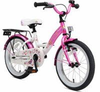 BIKESTAR Bicicleta para niños | Bicicleta para niños y niñas de 16 pulgadas | Co...
