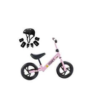 Bicicleta grupo K-2 Minibike para niños Honey Rosa 3