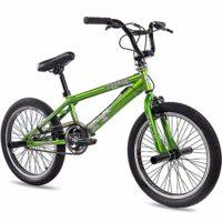 "KCP 20 ""BMX Bicicleta para niños Bicicleta Doom 360 Rotor Freestyle Verde (g) - 50, ..."