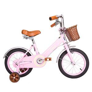 Niños para bicicleta 14/12/16/18 pulgadas Chica 2-5 / 3-6 / 5-9 / 8-13 ...