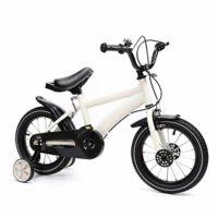 SHIOUCY Bicicleta de 14 pulgadas para niños, niños y niñas, Bicicleta en ...