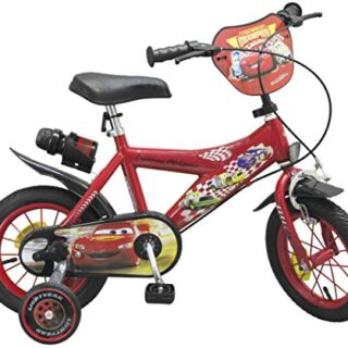 "TOIMSA Cars - Bicicleta 12 ""732"