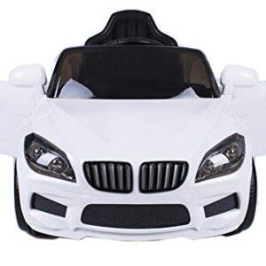 ATAA CARS Coche eléctrico para niños con control remoto y batería 12v Style X5 12v ...