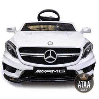ATAA Mercedes GLA Coche eléctrico para niños Batería de 12v con Pad ...